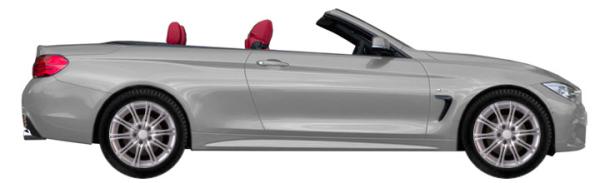 диски на BMW 4 series F33 Cabrio 435 D xDrive 2014-2017 г.в.