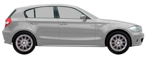 диски на BMW 1 series E87 5d 130i 2004-2011 г.в.