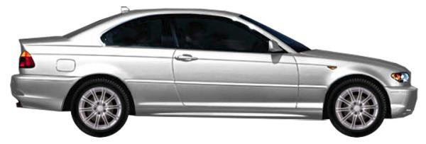 диски на BMW 3 series E46 Coupe 316 Ci 1999-2007 г.в.