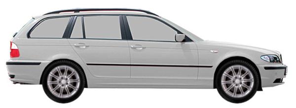 диски на BMW 3 series E46 Touring 328 i 1999-2005 г.в.