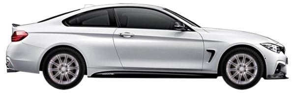 диски на BMW 4 series F32 Coupe 420 i 2013-2017 г.в.