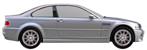 диски на BMW M3 E46 Coupe 3.2 2000-2007 г.в.