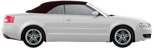 диски на Audi A4 8H(B6) Cabrio 3.0 Quattro 2002-2006 г.в.