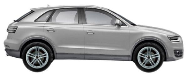 диски на Audi Q3 8U, 8U1 1.4 TFSI 2011-2017 г.в.