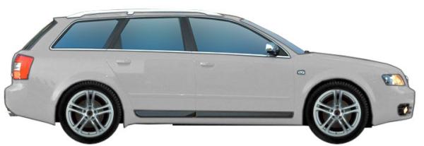 диски на Audi S4 8E(B6) Avant 4.2 V8 Quattro 2003-2005 г.в.
