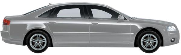 диски на Audi A8L 4Е(D3) Sedan 4.2 Quattro 2002-2010 г.в.
