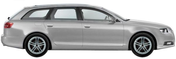 диски на Audi A6 4F1(C6) Avant 2.7 TDI 2006-2011 г.в.