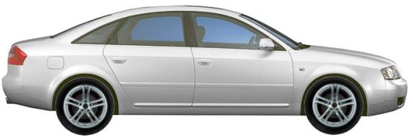 диски на Audi A6 4B(C5) Sedan 2.4 2001-2005 г.в.