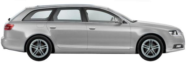 диски на Audi A6 4F(C6) Avant 2.4 2004-2011 г.в.
