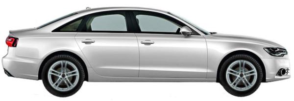 диски на Audi A6 4F(C6) Sedan 3.0 TFSI Quattro 2004-2011 г.в.
