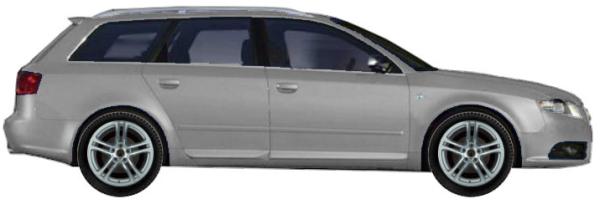 диски на Audi S4 8Е(B7) Avant 4.2 V8 Quattro 2005-2008 г.в.