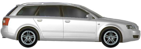 диски на Audi A4 QB6(B6) Avant 3.0 Quattro 2001-2004 г.в.