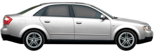 диски на Audi A4 QB6(B6) Sedan 3.0 Quattro 2000-2004 г.в.