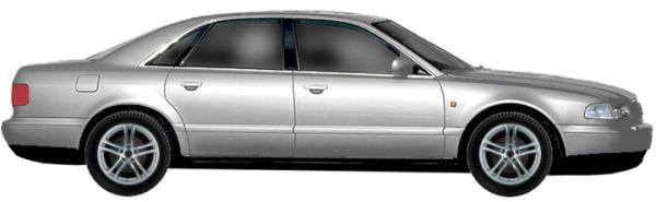 диски на Audi A8L D2 Sedan 6.0 W12 Quattro 2001-2002 г.в.