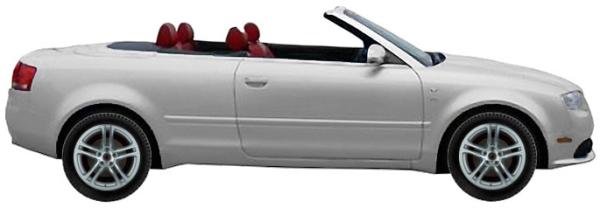 диски на Audi S4 8H, QB6(B7) Cabrio 4.2 V8 Quattro 2006-2009 г.в.