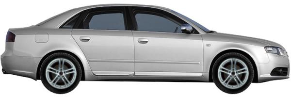 диски на Audi S4 8Е(B7) Sedan 4.2 V8 Quattro 2005-2008 г.в.