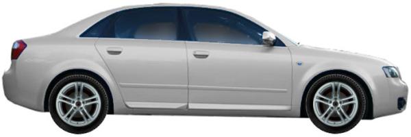 диски на Audi S4 8E(B6) Sedan 4.2 V8 Quattro 2003-2005 г.в.