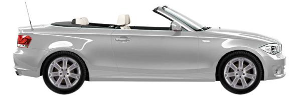 диски на BMW 1 series E88 Cabrio 118d 2008-2013 г.в.