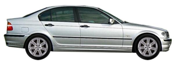 диски на BMW 3 series E46 Sedan 316 i 1998-2005 г.в.