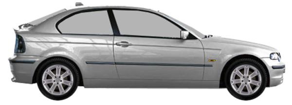диски на BMW 3 series E46 Compact 325 ti 2001-2005 г.в.