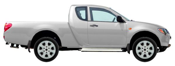 диски на Mitsubishi L200 KA0T Club Cab 2d 2.5 DI-D 2006-2016 г.в.