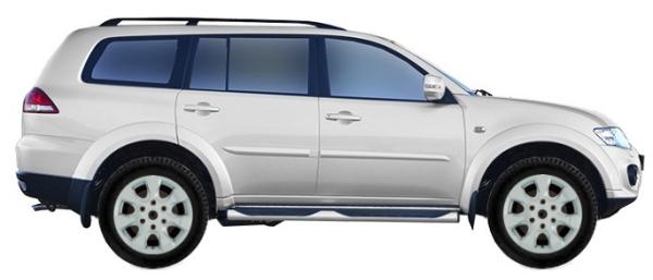 диски на Mitsubishi Pajero/Montero Sport KG0 SUV 2.5 TD 2008-2016 г.в.