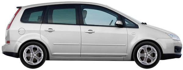 диски на Ford C Max DM2 Minivan 2.0 TDCi 2003-2010 г.в.