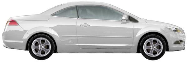 диски на Ford Focus CC DB3 Coupe-Cabrio 2.0 2008-2010 г.в.