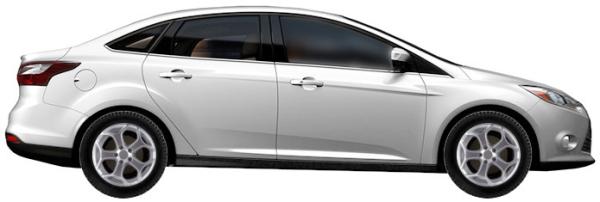 диски на Ford Focus DYB Sedan 2.0 Ecoboost 2011-2015 г.в.