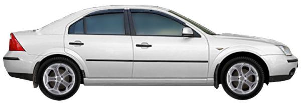 диски на Ford Mondeo B4Y Sedan 3.0 V6 ST220 2000-2007 г.в.
