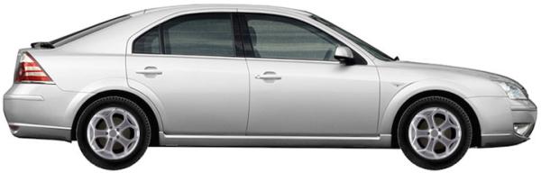 диски на Ford Mondeo B5Y Hatchback 2.0 TDCI 2000-2007 г.в.