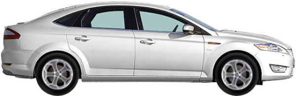 диски на Ford Mondeo BA7 Sedan 2.0 2007-2010 г.в.