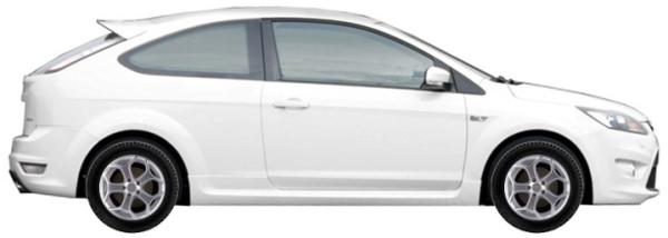 диски на Ford Focus DA3 Hatchback 3d 1.6 2008-2011 г.в.