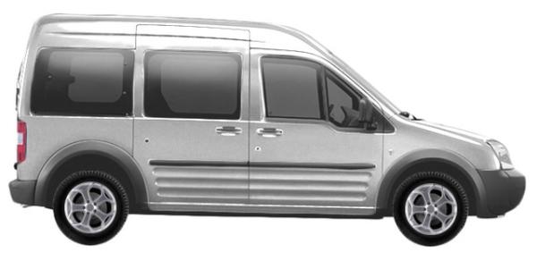 диски на Ford Tourneo Connect PH2/PJ2 Minivan 1.8 2002-2013 г.в.