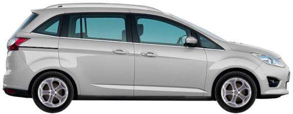 диски на Ford Grand C Max DXA Minivan 1.6 EcoBoost-SCTi 2010-2015 г.в.